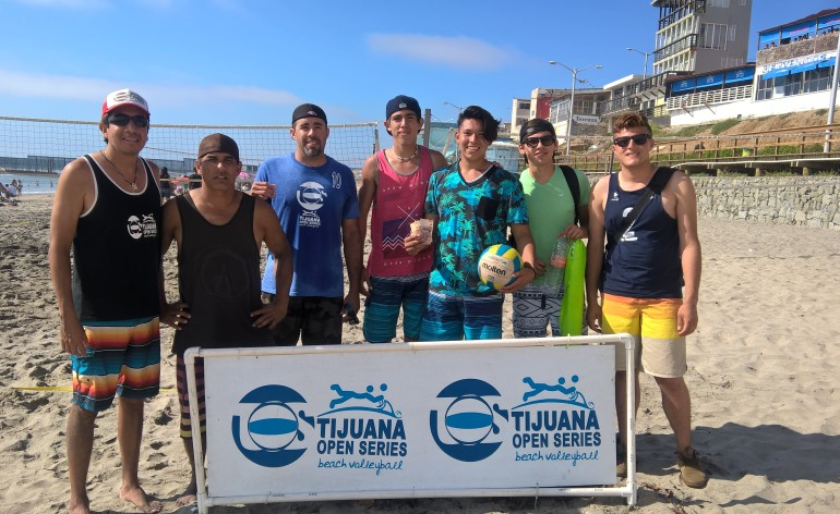 tijuana open series volleyball