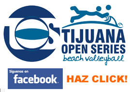 Tijuana Open Series Beach Volleyball