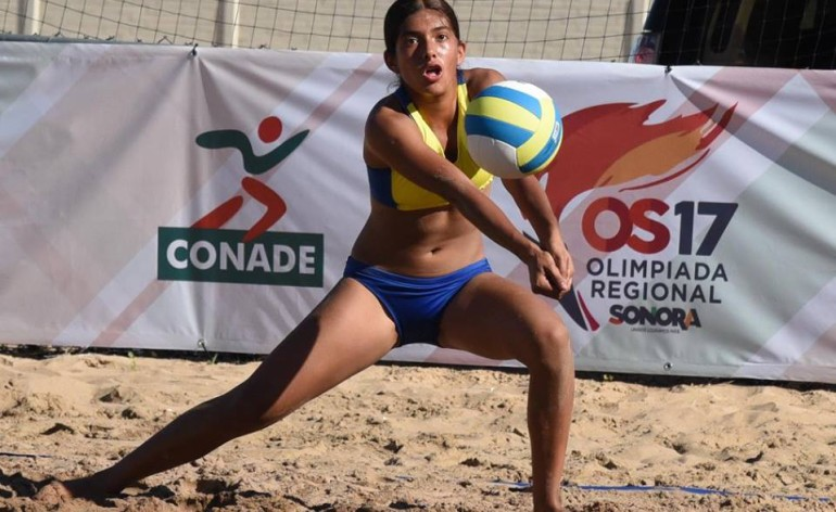 baja california voleibol de playa